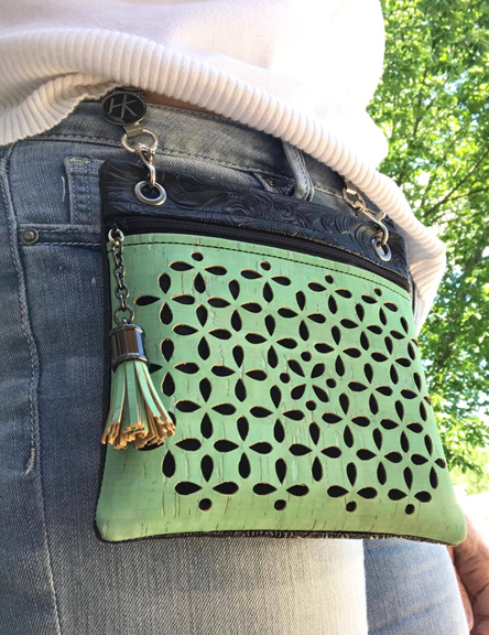 Cork Bag 7X7