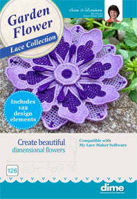 Garden Flower Lace Collection